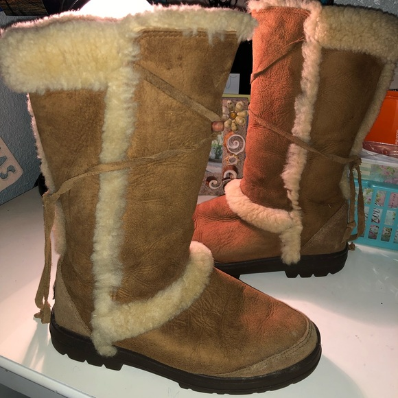 bc813649245 Made in New Zealand 🇳🇿 UGG Nightfall Boots 8W